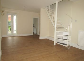 Thumbnail 2 bedroom terraced house to rent in Napier Road, Southsea