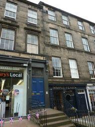 Thumbnail 3 bedroom flat to rent in Howe Street, Edinburgh