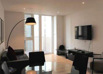 Thumbnail 1 bed flat to rent in Admiralty House, 150 Vaughan Way, London