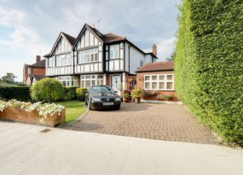 Thumbnail 4 bed semi-detached house for sale in Rodney Gardens, Pinner