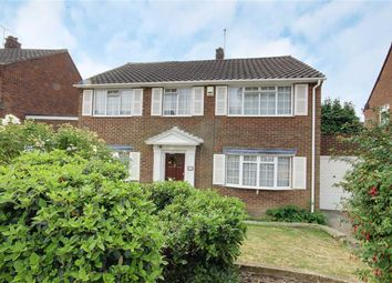 Thumbnail 4 bed detached house for sale in Sandringham Road, Little Heath, Hertfordshire