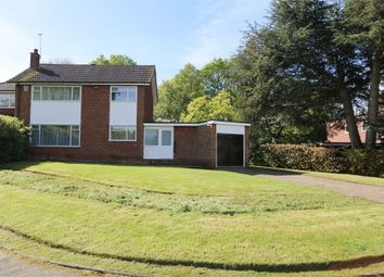 Thumbnail 4 bed detached house for sale in Woodlands Road, Handforth, Wilmslow