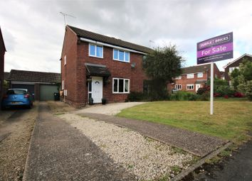 Thumbnail 3 bed semi-detached house for sale in Rawnsley Drive, Kenilworth