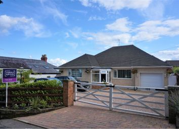 Thumbnail 3 bed detached bungalow for sale in Llanelian Road, Old Colwyn