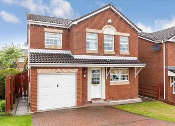 Thumbnail 4 bed detached house for sale in Strathconon Gardens, Hairmyres, East Kilbride