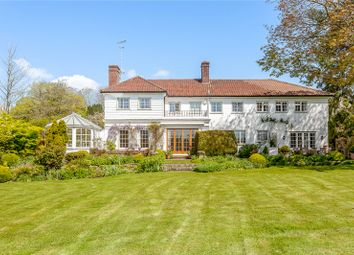 Thumbnail 5 bed detached house for sale in Church Lane, Bury, Pulborough, West Sussex