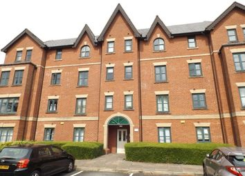 Thumbnail 2 bed flat to rent in Hadfield Close, Manchester