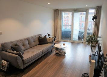 Thumbnail 1 bed flat to rent in 1 Spectrum Way, London