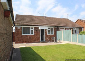 Thumbnail 2 bed semi-detached bungalow to rent in Lea Avenue, Crewe