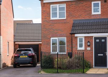 Thumbnail 3 bed semi-detached house to rent in Birstall Meadow Road, Birstall