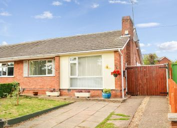 Thumbnail 2 bed bungalow for sale in Cheshire Drive, South Wigston, Leicester