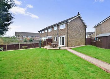 Thumbnail 3 bedroom end terrace house for sale in Belvedere Gardens, Crowborough, East Sussex