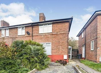 2 bed end terrace house for sale in Keedonwood Road, Downham, Bromley BR1