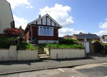 Thumbnail 2 bed bungalow to rent in Consort Road, Cowes