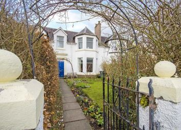 Thumbnail 3 bed terraced house for sale in Glenhaven, Nellfield Road, Crieff, Perth And Kinross