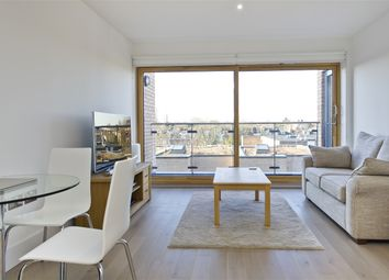 Thumbnail 1 bed flat to rent in Regent Court, Vinery Way, Hammersmith