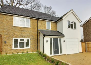 Thumbnail 4 bed detached house for sale in Sheredes Drive, Hoddesdon