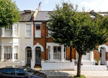 Thumbnail 1 bed flat for sale in Steerforth Street, London