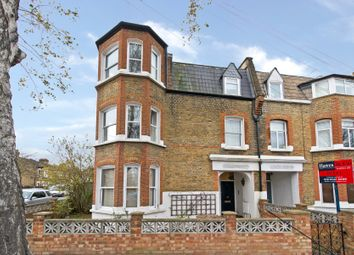 Thumbnail 3 bed flat for sale in Wycliffe Road, London