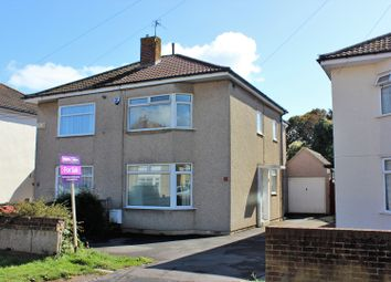 Thumbnail 3 bed semi-detached house for sale in Beach Road, Severn Beach