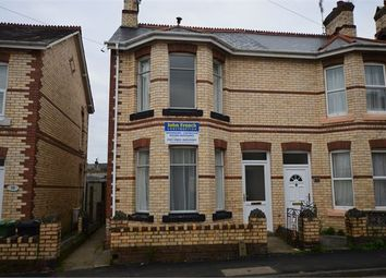 Thumbnail 3 bed semi-detached house to rent in King Street, Newton Abbot, Devon.