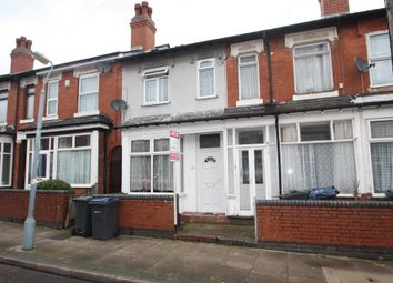 Thumbnail 3 bed terraced house for sale in Farnham Road, Birmingham