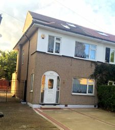 Thumbnail 4 bed semi-detached house to rent in Kingshill Avenue, Hayes