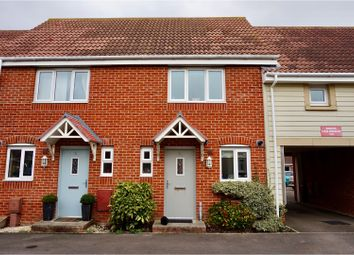 Thumbnail 2 bed end terrace house for sale in Robinson Way, Bracklesham Bay