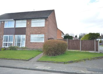 Thumbnail 3 bed semi-detached house for sale in Leybourne Road, Gateacre, Liverpool