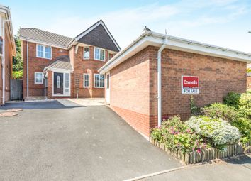 Thumbnail 4 bed detached house for sale in Old School Drive, Rowley Regis