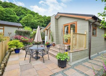 Thumbnail 2 bed mobile/park home for sale in Lea Lane, Whatstandwell, Matlock