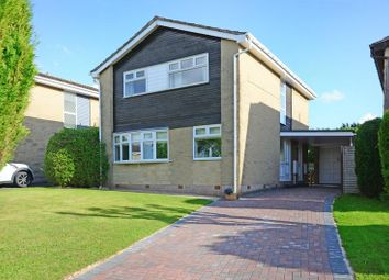 Thumbnail 4 bed detached house for sale in Coniston Road, Dronfield Woodhouse, Dronfield
