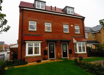 Thumbnail 3 bed semi-detached house for sale in Meadow View, Littleworth Lane, Barnsley