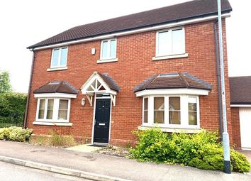 Thumbnail 4 bed detached house to rent in Bullrush Lane, Great Cambourne, Cambourne, Cambridge