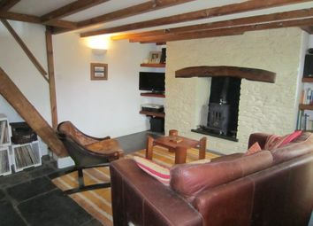 Thumbnail 2 bed cottage to rent in Knighton Road, Wembury, Plymouth