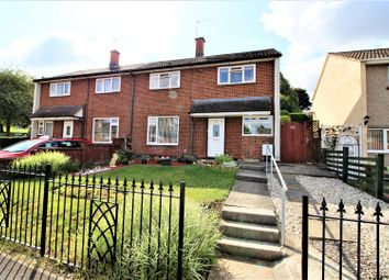 Thumbnail 3 bed semi-detached house for sale in Ramsbury Avenue, Penhill, Swindon