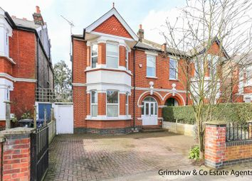 Thumbnail 5 bed property for sale in Twyford Avenue, West Acton, London