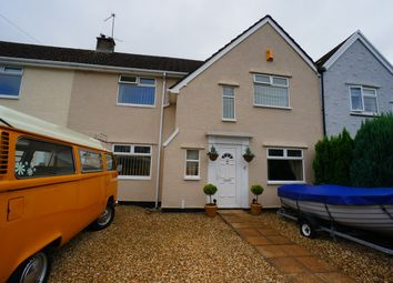 Thumbnail 4 bed terraced house for sale in The Uplands, Rogerstone, Newport