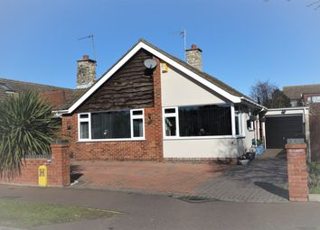 Thumbnail 4 bed detached bungalow for sale in Marine Close, Gorleston, Great Yarmouth