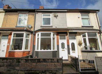 Thumbnail 2 bed terraced house for sale in Alastair Road, Oakhill, Stoke-On-Trent