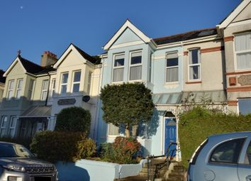 Thumbnail 3 bedroom terraced house for sale in Elphinstone Road, Plymouth, Devon