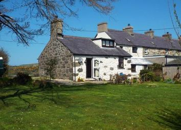 Thumbnail 2 bed end terrace house for sale in Gors Tyn Rhos Terrace, Llithfaen, Pwllheli, Gwynedd