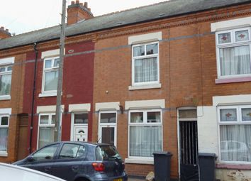 Thumbnail 2 bed terraced house to rent in Moira Street, Belgrave, Leicester