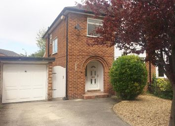 Thumbnail 3 bed semi-detached house to rent in Cheshire Acre, Arrowe Park, Wirral