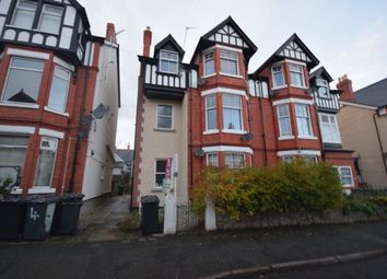 Thumbnail 2 bed flat to rent in Lawson Road, Colwyn Bay