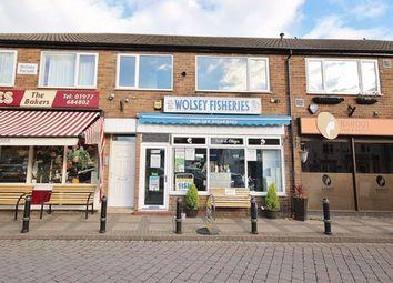 Thumbnail 1 bedroom flat to rent in Wolsey Parade, Sherburn In Elmet, Leeds