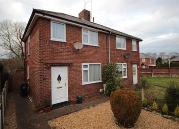 Thumbnail 2 bed semi-detached house for sale in Bromfield Park, Mold