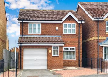 3 bed detached house for sale in Easter Wood Close, Bransholme, Hull, East Yorkshire HU7