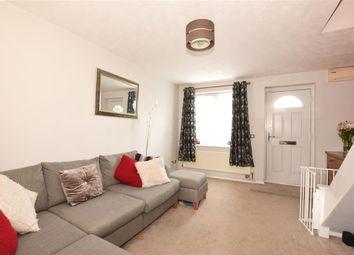 Thumbnail 2 bedroom end terrace house for sale in Marlowe Road, Poets Development, Larkfield, Kent