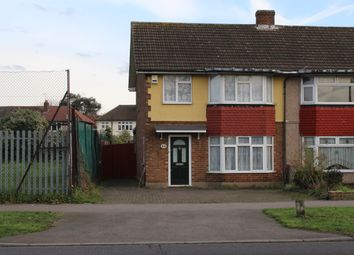 Thumbnail 3 bed semi-detached house for sale in South End Road, Hornchurch